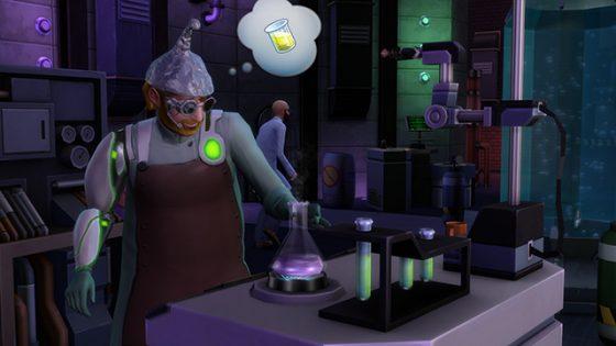 De Sims 4 Community Blog: Zes dingen die je als wetenschapper moet uitproberen in De Sims 4 Aan het Werk