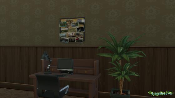 De Sims 4 collecties: Ansichtkaarten