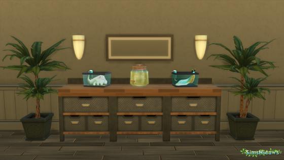 De Sims 4 collecties: Buitenaardse Wezens