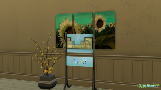 De Sims 4 collecties: Elementen