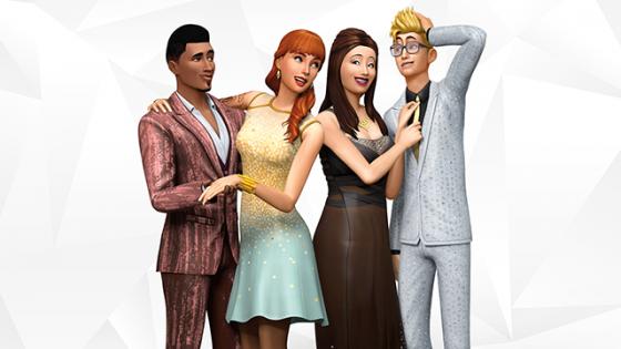 De Sims 4: Luxe Feestaccessoires – volgende week beschikbaar!