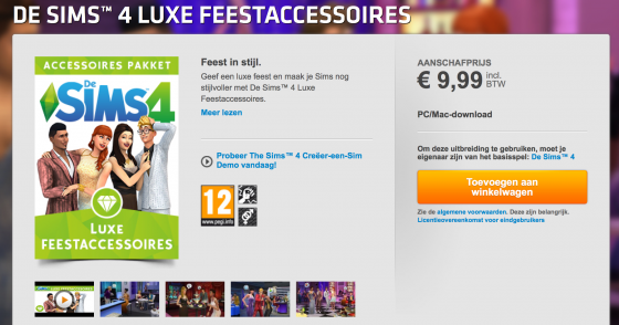 Luxe Feestaccessoires