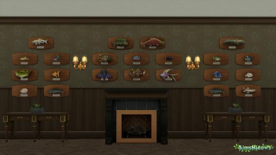De Sims 4 collecties: MySims-trofeeën