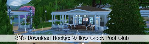 Willow Creek Pool Club