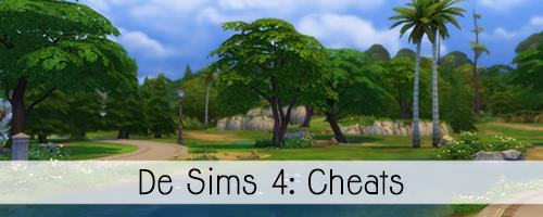 De Sims 4: Cheats
