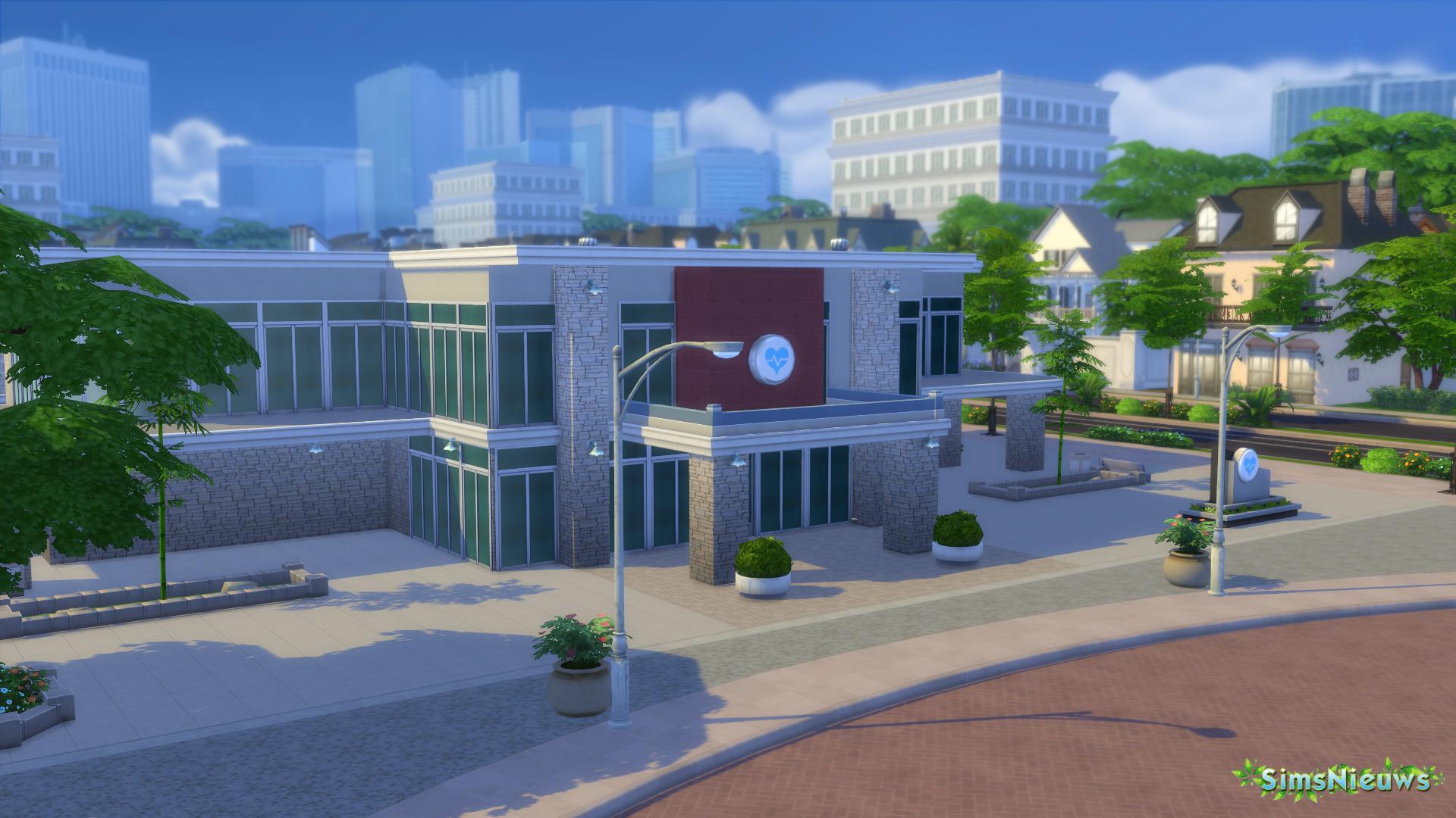 Willow Creek Ziekenhuis