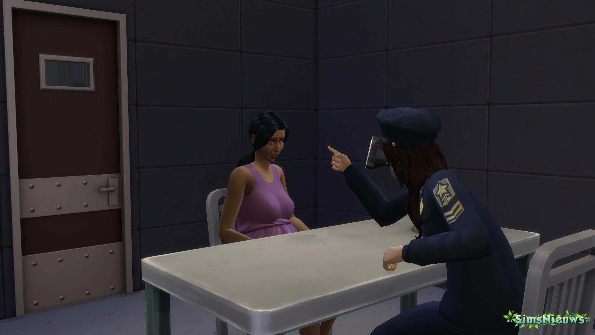 Ondervragen van een verdachte