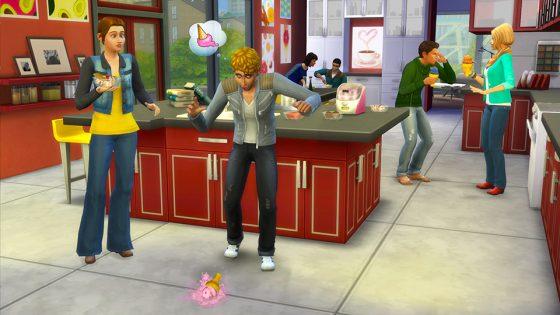 De Sims 4 Koele Keuken