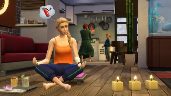De Sims 4 Wellnessdag komt volgende week naar de console
