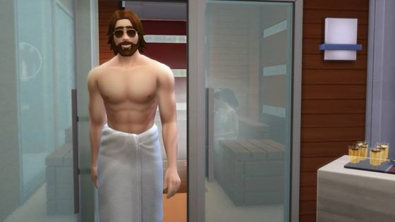 De Sims 4 Wellnessdag: Nieuwe screen + morgen trailer