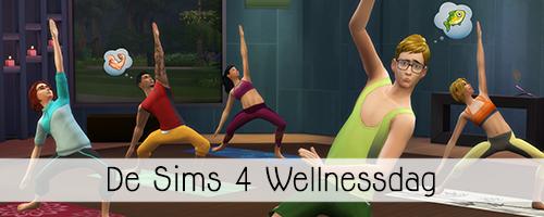 De Sims 4 Wellnessdag – Informatie