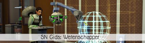 SN Gids: Wetenschapper