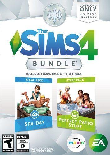 De Sims 4 Bundel