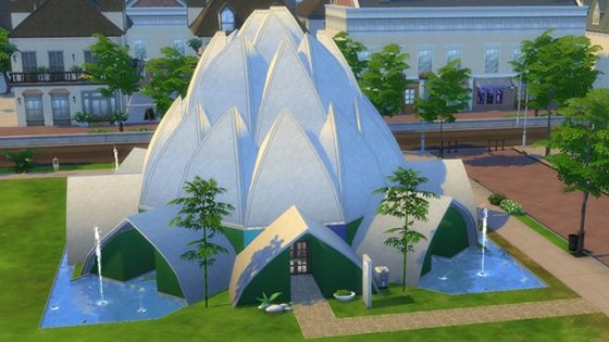 De Sims 4 Community blog: Geweldige door spelers gemaakte spa's in de Galerie