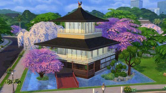 Japanese Temple Spa