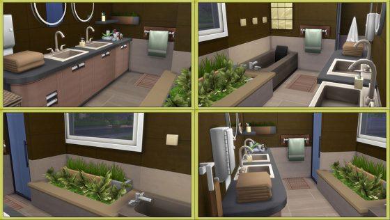 Community blog: Zo maak je een prachtige badkamer in De Sims 4