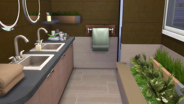 Community blog zo maak je een prachtige badkamer in de sims 4 sims nieuws - Maak een badkamer in m ...