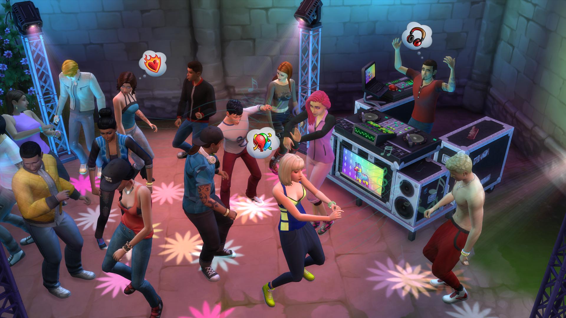 De Sims 4 Beleef het Samen