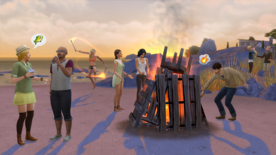 Fok! Games: De Sims 4 Beleef het Samen preview