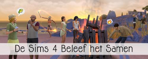 De Sims 4 Beleef het Samen – Informatie
