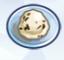 Stracciatella gelato
