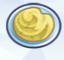 Bananen yoghurt