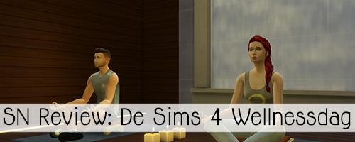 SN Review: De Sims 4 Wellnessdag