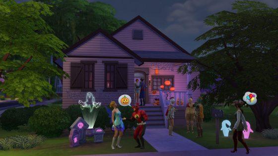 De Sims 4 Griezelige Accessoires komt in oktober naar de console