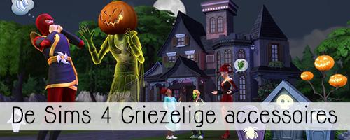 De Sims 4 Griezelige accessoires – Informatie