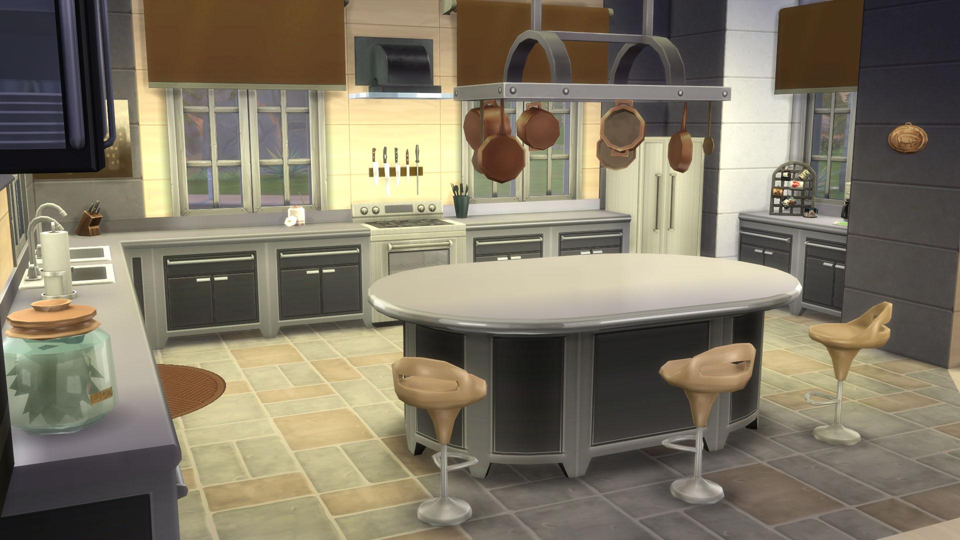 Community blog: zo maak je een prachtige keuken in de sims 4 ...