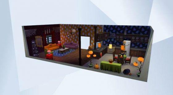 De Sims 4 Griezelige accessoires: Download de kavels en het huishouden uit de trailer!