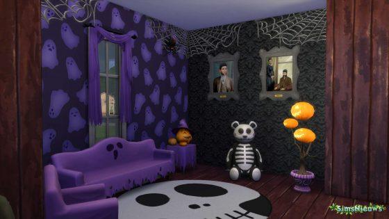SN Review: De Sims 4 Griezelige accessoires