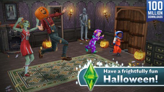 De Sims FreePlay: Nieuwe Halloween update beschikbaar!