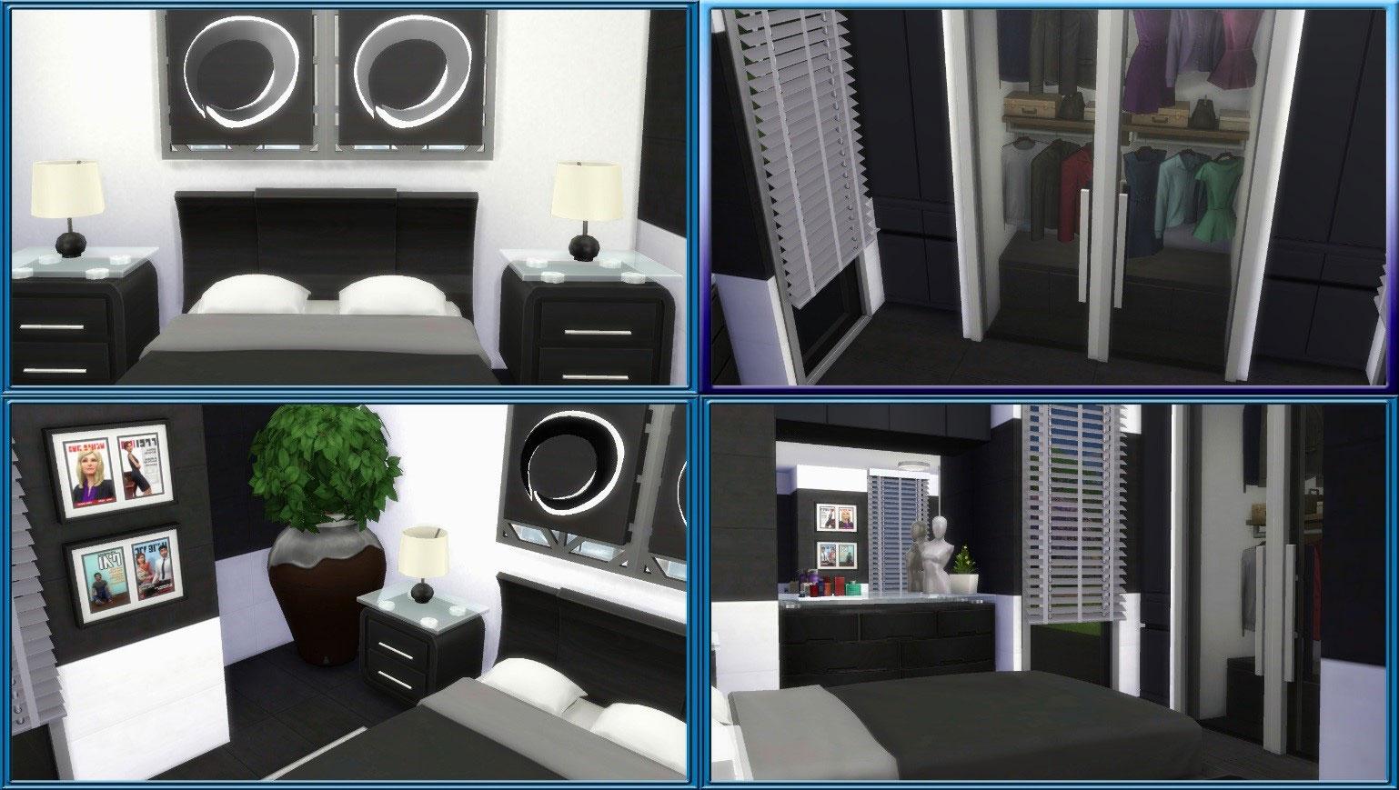 ik vind het net zo leuk om badkamers als slaapkamers te maken ze moeten realistisch qua grootte zijn toegankelijk en uiteraard speelbaar
