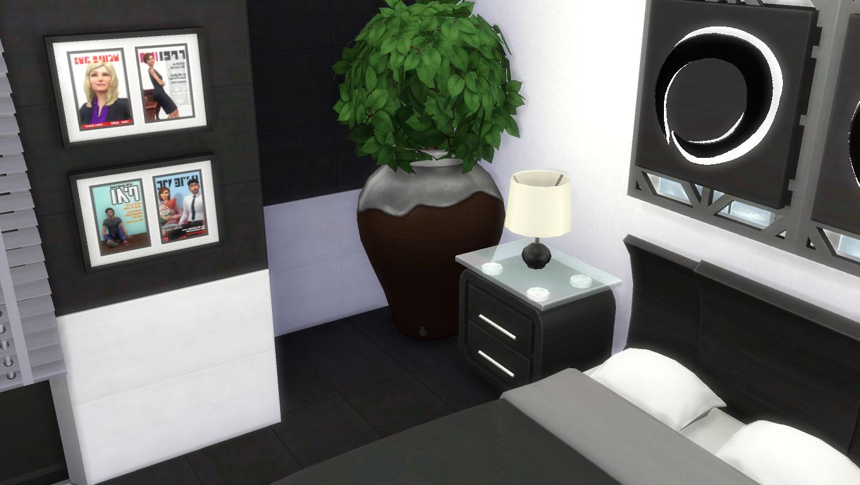 Slaapkamer Met Planten : en realistische slaapkamer! Je vindt deze ...