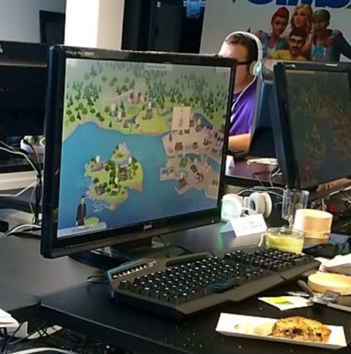 De Sims 4 Beleef het Samen: Windenburg