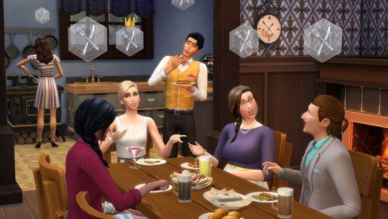 De Sims 4 Beleef het Samen komt naar de console