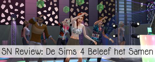 SN Review: De Sims 4 Beleef het Samen