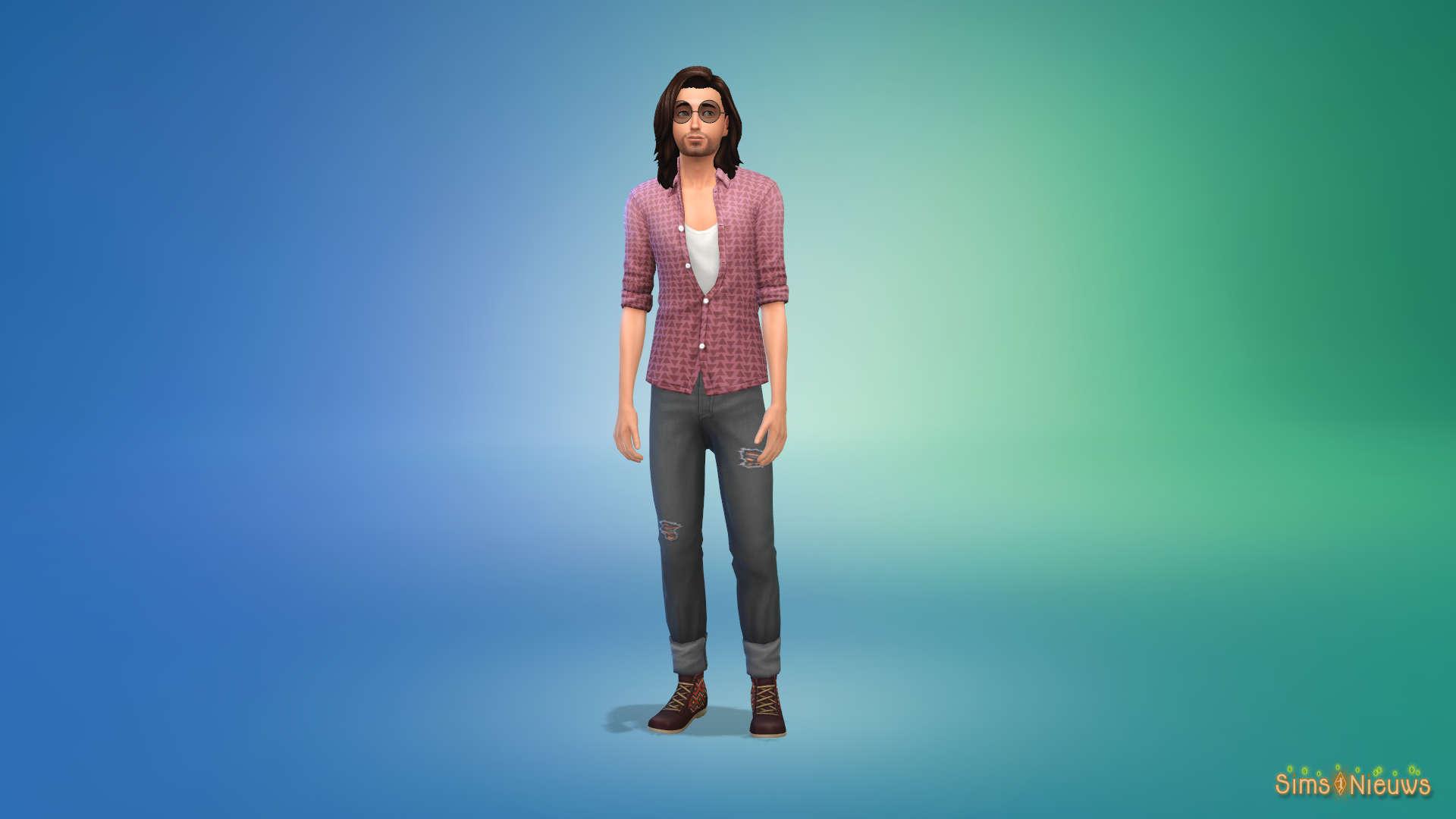 SN Review: De Sims 4 Filmavond accessoires - Creëer-een-Sim