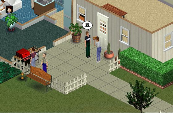 CELEBRATE THE SIMS SWEET SIXTEEN: THEN AND NOW