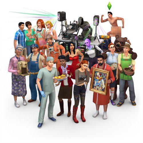 Er is nu gratis verjaardagsmateriaal beschikbaar voor De Sims 4