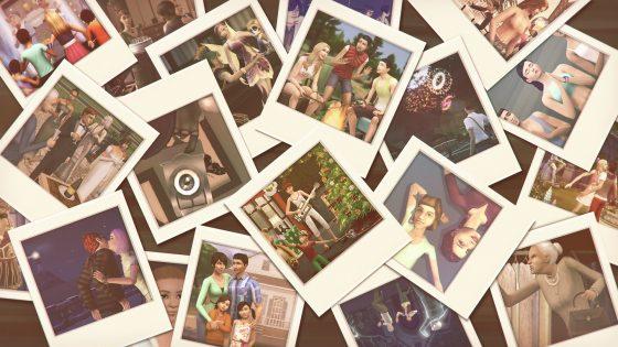 Community blog: Vier dat de Sims jarig zijn met leuke wallpapers en een infografiek