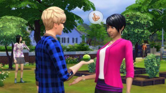 De Sims 4: Lente Uitdaging