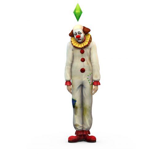 Tragische Clown