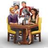De Sims 4 Uit Eten: Box-art render