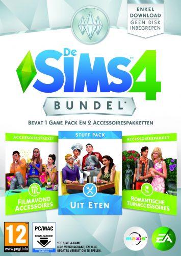 De Sims 4 Bundel Pack 3 nu ook in Nederland beschikbaar als pre-oder