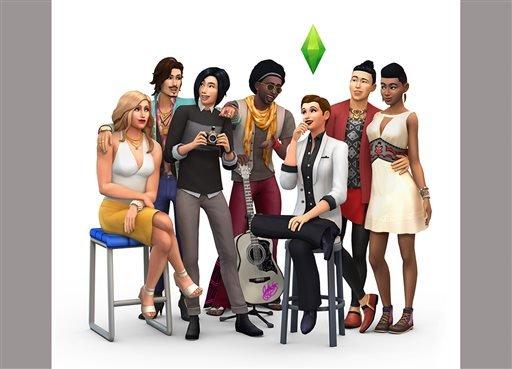 De Sims 4 Genderbarrière verdwijnt