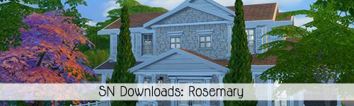 SN Downloads: Rosemary