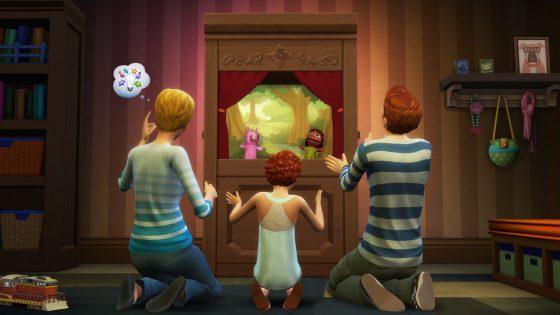 De Sims 4 Kinderkamer accessoires