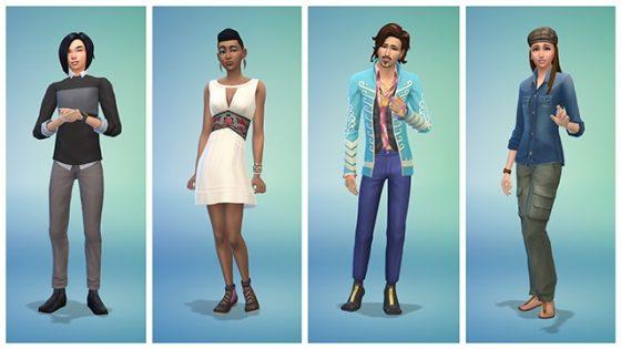 EA Blog: Het toevoegen van meer keuzes aan De Sims 4